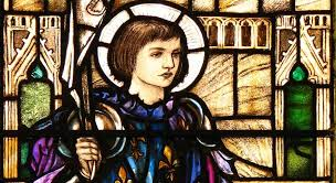 Jeanne d'Arc - source Google