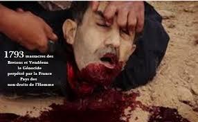 Massacres Vendée - Google images